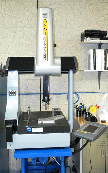 Photo of Our 5 Axis OKK Machine